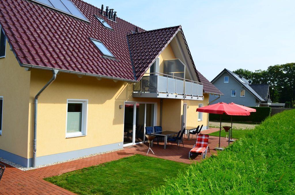 Haus 1 Terrasse
