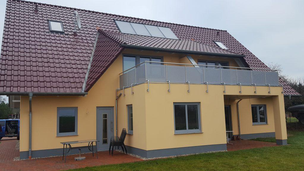 Haus 2 Terrasse